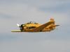 Julie Clark'sTop Banana in flight